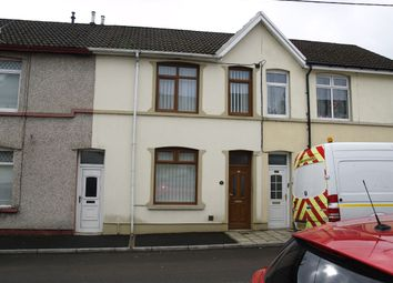 Thumbnail 3 bed terraced house for sale in Hylton Terrace, Bedlinog