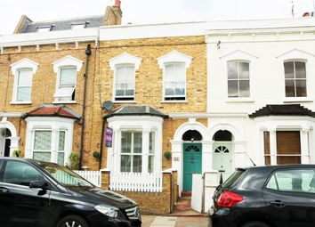 Thumbnail 3 bed terraced house for sale in Fortnam Road, London