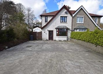 Thumbnail 3 bed property for sale in New Castletown Road, Douglas