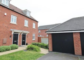 Thumbnail 3 bed town house for sale in Brandon Walk, Sutton-In-Ashfield