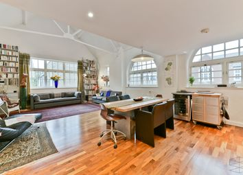 Thumbnail 2 bed flat for sale in Hoffman Square, London
