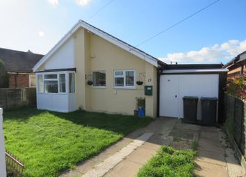 Thumbnail 2 bed detached bungalow for sale in Briarwood Gardens, Hayling Island