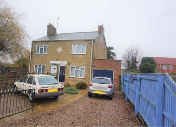 Thumbnail 3 bed semi-detached house for sale in Halfpenny Lane, Wisbech