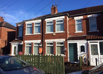 Thumbnail 2 bed terraced house for sale in Balmoral Avenue, Endike Lane, Hull