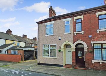 Thumbnail 2 bed end terrace house for sale in Welby Street, Fenton, Stoke-On-Trent