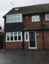 Thumbnail 4 bedroom end terrace house for sale in Barn Crescent, Westbrook