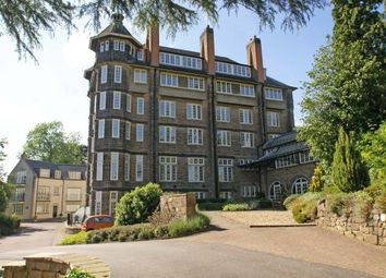 Thumbnail 2 bed flat for sale in Rockside Hall, Wellington Street, Matlock, Derbyshire