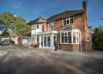 Thumbnail 4 bed property for sale in Church Lane, Bickenhill, Solihull