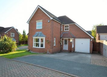 Thumbnail 4 bed detached house for sale in Needham Drive, Holmes Chapel, Crewe