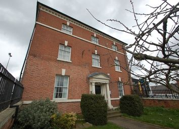 Thumbnail 2 bed flat to rent in Apt, Peel House, Lichfield Street, Burton On Trent