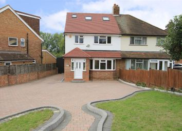 Broadwater Lane, Harefield, Uxbridge UB9. 5 bed semi-detached house
