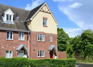 Thumbnail 4 bedroom semi-detached house for sale in Sunderland Gardens, Newbury