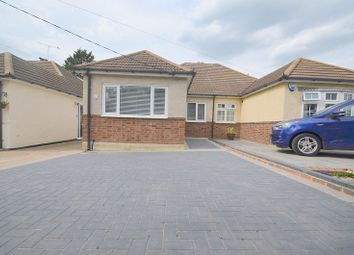 Thumbnail 2 bed bungalow to rent in Kings Gardens, Upminster