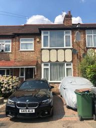 Thumbnail 4 bed terraced house to rent in Frances Road, Chingford