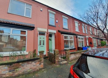 Thumbnail 3 bed terraced house to rent in Birdhall Grove, Manchester