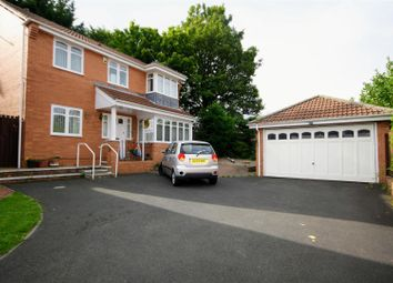 Thumbnail 5 bed detached house for sale in Castle Riggs, Chester Le Street