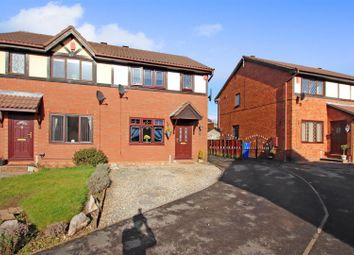 Thumbnail 3 bed semi-detached house for sale in Merton Street, Meir Hay, Stoke-On-Trent