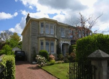 Thumbnail 4 bed semi-detached house for sale in Snowdon Terrace, Seamill, West Kilbride