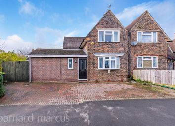 Thumbnail 3 bed semi-detached house for sale in Brook Road, Merstham, Redhill