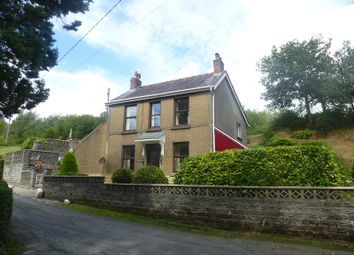 Thumbnail 3 bed detached house for sale in Caerbryn Road, Penygroes, Llanelli, Carmarthenshire.