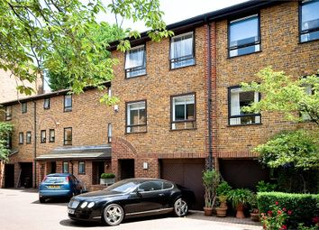 Thumbnail 4 bedroom terraced house for sale in Abinger Mews, Maida Vale, London