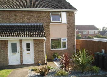 Thumbnail 1 bedroom flat to rent in Thirlmere Drive, Stowmarket