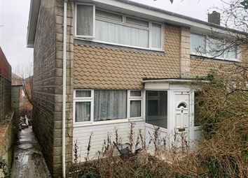 Thumbnail 2 bed semi-detached house for sale in Upper Highland Road, Ryde, Isle Of Wight