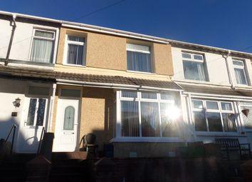 Thumbnail 3 bed terraced house for sale in Summerhill, Merthyr Tydfil