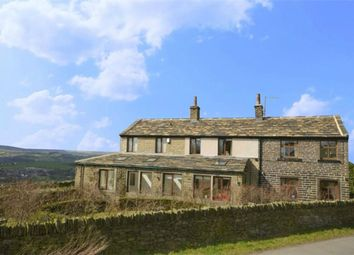Thumbnail 5 bed detached house for sale in Intake Lane, Cumberworth, Huddersfield, West Yorkshire