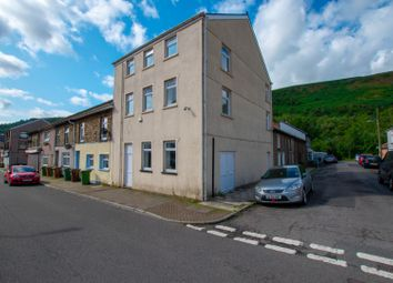 Thumbnail 5 bed block of flats for sale in Commercial Street, New Tredegar