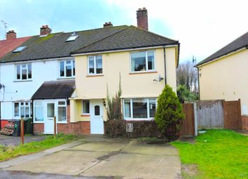 Thumbnail 3 bed semi-detached house for sale in Glebe Crescent, Witham