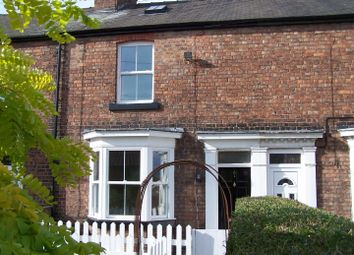 Thumbnail 3 bed terraced house to rent in Springwell Terrace East, Northallerton