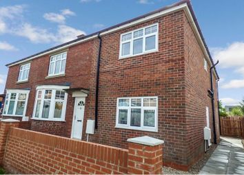 Thumbnail 3 bed flat to rent in North View, Haswell, Durham