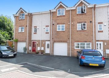 Thumbnail 4 bed terraced house for sale in Hardings Close, Saltash, Cornwall