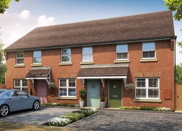 "Thumbnail 2 bed end terrace house for sale in ""Darwin"" at Fen Street, Brooklands, Milton Keynes"