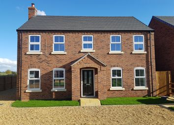 Thumbnail 5 bedroom detached house for sale in Fridaybridge Road, Elm, Wisbech