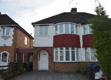 Thumbnail 3 bed semi-detached house to rent in Gotham Road, South Yardley, Birmingham