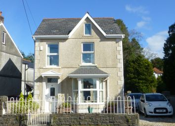 Thumbnail 4 bed detached house for sale in College Street, Ammanford, Carmarthenshire.