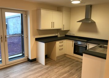 Thumbnail 2 bed flat to rent in Burgess Road, Leicester