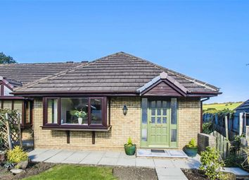 Thumbnail 2 bed semi-detached bungalow for sale in Thanet Lee Close, Cliviger, Lancashire