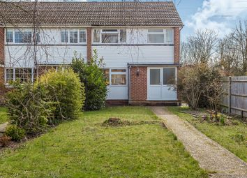 Thumbnail 3 bed end terrace house to rent in Sycamore Close, Woodley, Reading