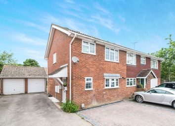 3 bed semi-detached house for sale in Warbleton Road, Basingstoke RG24