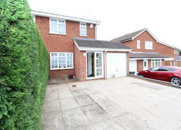 Thumbnail 2 bed semi-detached house for sale in Loughshaw, Wilnecote, Tamworth
