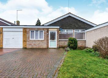 Thumbnail 3 bed semi-detached bungalow for sale in Brampton Walk, Parklands, Northampton