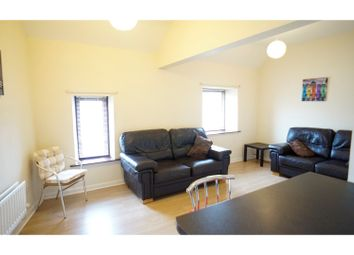 Thumbnail 2 bed flat for sale in Church Road, Workington