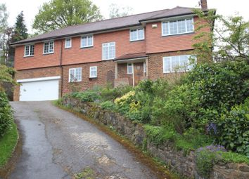 Thumbnail 4 bed property to rent in Woodside Road, Sevenoaks
