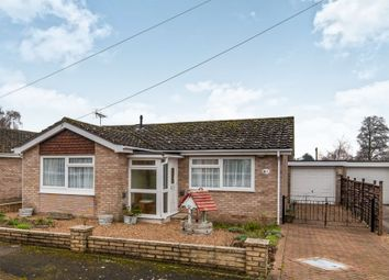 Thumbnail 2 bed detached bungalow for sale in Plovers Court, Brandon