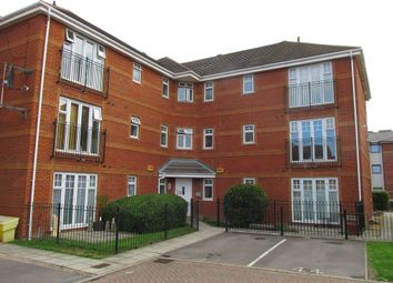 Thumbnail 2 bed flat to rent in Benny Hill Close, Eastleigh