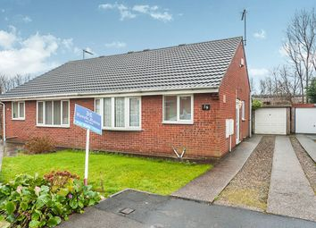Thumbnail 2 bed bungalow for sale in Staxton Court, Hull