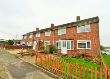 Thumbnail 3 bed end terrace house for sale in Kingsclere Avenue, Southampton